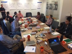 Vistage meeting group